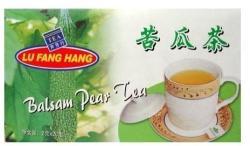 Sun Moon Zöld Tea Balzsamkörte Darabokkal 20 filter