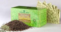 Organic India Tulsi Green tea 25x1.73g
