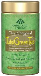 Organic India Tulsi Green Tea szálas 100g