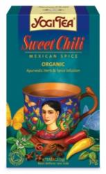 YOGI TEA Bio Édes Chilli Mexikói Fűszerezéssel 15 filter