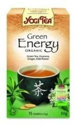 YOGI TEA Zöld Energia Tea 17 filter
