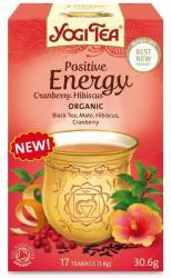 YOGI TEA Pozitív Energia Tea Áfonyával És Hibiszkusszal 17 filter