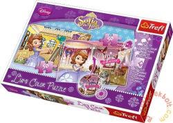 Trefl Lumi Color Puzzle - Disney Szófia hercegnő színváltós puzzle 2x50 db-os (16501)
