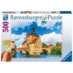 Ravensburger Bajorország 500 db-os