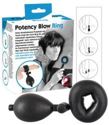 Méretre pumpálható péniszgyűrű