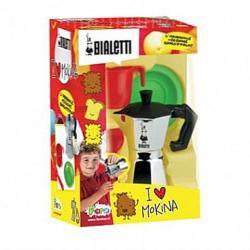Faro Toys Mokka Bialetti Kávéfőző Szett