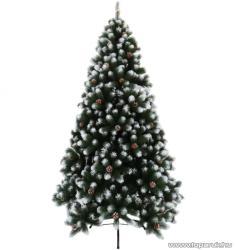 DekorTrend Tirol Pine 240cm - havas, tobozzal (KFB 064)