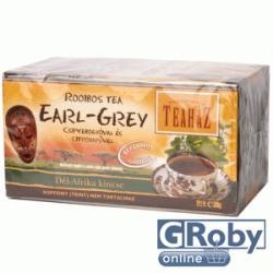 Gárdonyi Teaház Rooibos Earl Grey Tea Csipkebogyóval És Citromfűvel 20 Filter