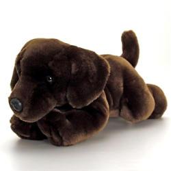 Keel Toys Barna Labrador 35cm