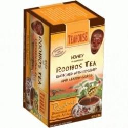 Gárdonyi Teaház Rooibos Citromfű Méz Tea 20 filter