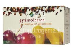 Herbária Cseresznye És Banán Ízű Gyümölcstea 20 filter
