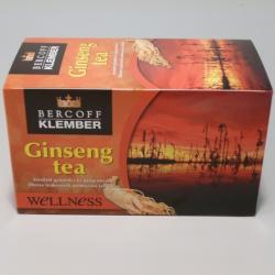 Klember Ginseng Tea 20 filter