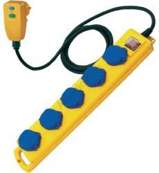 brennenstuhl 5 Plug 5m Switch (1159870816)