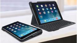 Logitech Type+Keyboard for iPad Air - Black (920-006547)