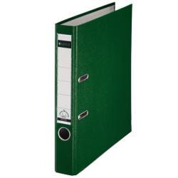 Leitz 180 Iratrendező 52 mm A4 PP/karton élvédő sínnel zöld (10151255)