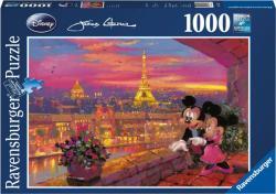 Ravensburger Naplemente Párizsban 1000 db-os