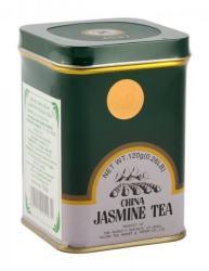 Dr. Chen Eredeti Kinai Zöld Tea Jázminnal Fémdobozban 120 g