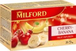Milford Cseresznye-Banán Tea 20 filter