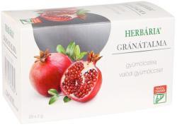 Herbária Gránátalma Gyümölcstea 20 filter