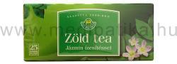 Herbária Zöld Tea Jázmin 25 filter