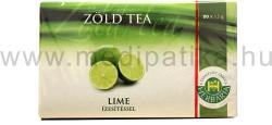 Herbária Zöld Tea Lime 20 filter