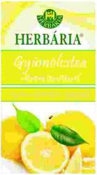 Herbária Happy Gyümölcstea Citrom Ízű 20 filter