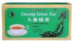 Dr. Chen Ginseng És Zöld Tea 20 filter