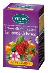 Viropa Erdei Málna Tea 15 filter