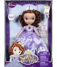 Mattel Szófia hercegnő baba (Y9186)