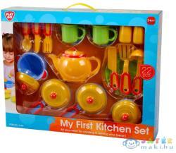 Playgo Az Első Konyhai Étkészletem