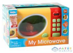 Playgo Elektromos Mikrohullámú Sütő