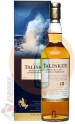TALISKER 18 Years Whiskey 0,7L 45,8%