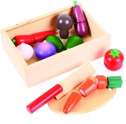 Bigjigs Toys Zöldségszeletelő Játék (748)