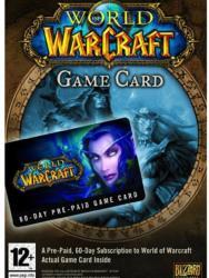 Blizzard Entertainment World of Warcraft Gamecard - 60 days