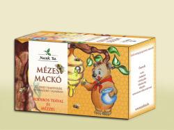 Mecsek-Drog Kft Mézes Mackó tea Rooibos és mézzel 20 filter