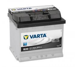 VARTA B20 Black Dynamic 45Ah EN 400A Borna inversa 545413040