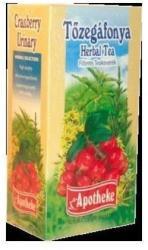 Apotheke Áfonya Tőzegáfonya Tea 20 filter