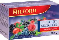 Milford Bogyós Gyümölcsök Tea 20 filter