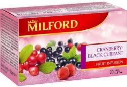 Milford Vörös Áfonya-Ribizli Tea 20 filter