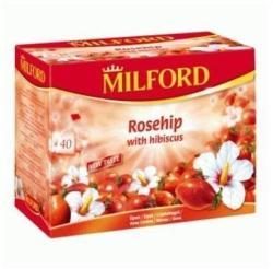 Milford Csipke-Hibiszkusz Tea 40 filter