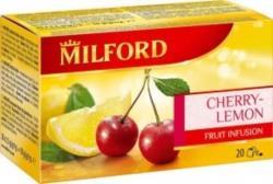 Milford Cseresznye-Citrom Tea 20 filter
