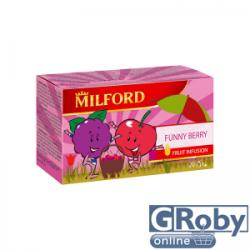 Milford Funny Berry Tea 20 filter