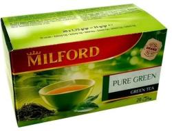 Milford Zöld Tea 20 filter