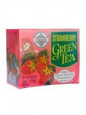 MlesnA Zöld Tea Eper 100 g
