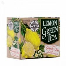 MlesnA Zöld Tea Citrom 100 g