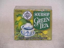 MlesnA Soursop Zöld Tea 50 filter