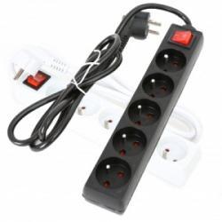 Fiesta 5 Plug 3m Switch DS-FL5F3
