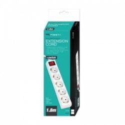 Fiesta 5 Plug 1,8m Switch DS-FL5G18
