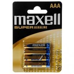 Maxell AA Super Alkaline XL LR6 (4)