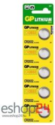 GP Batteries Lithium CR2032 (5)